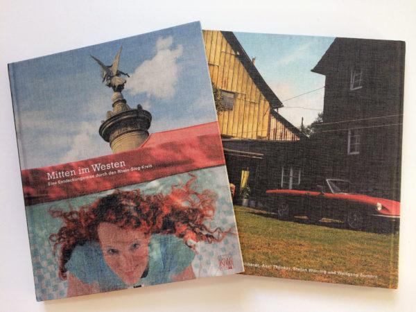 Mitten im Westen Fotografien von Dirk Gebhardt, Axel Thünker, Stefan Worring, Wolfgang Zurborn / Verlag KiWi Köln